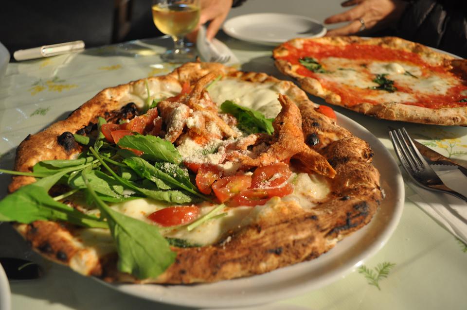 Da Isa, the best pizza in Tokyo.