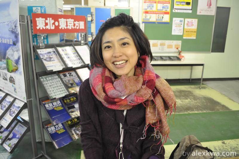 Tokyo to Hokkaido