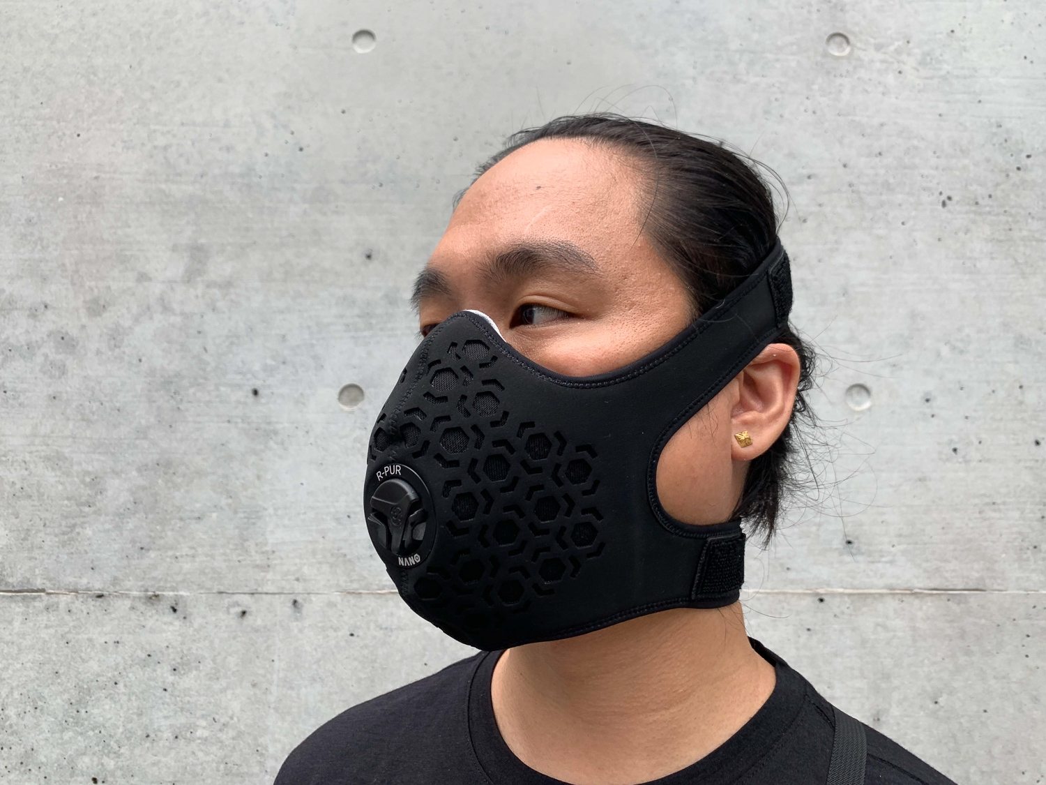 masque anti pollution r pur nano