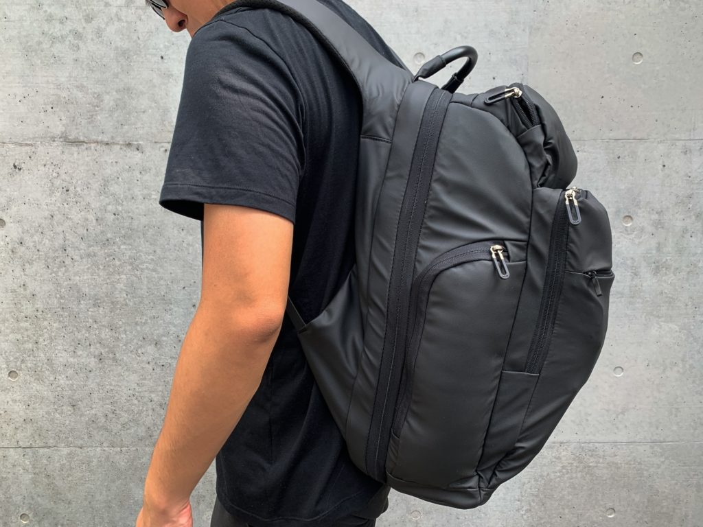 It might be a cheap backpack for travel, but it doesn't mean it has to look bad.