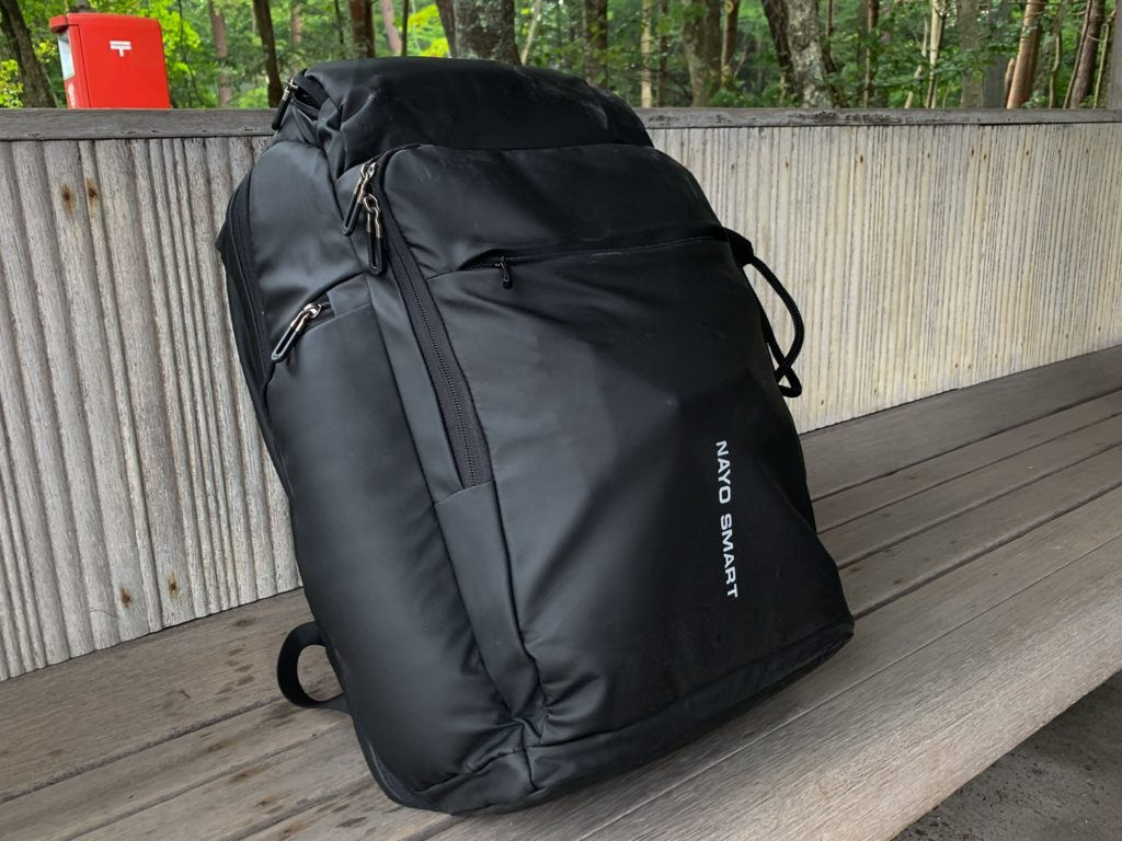 This cheap backpack for travel holds all the things you need.
