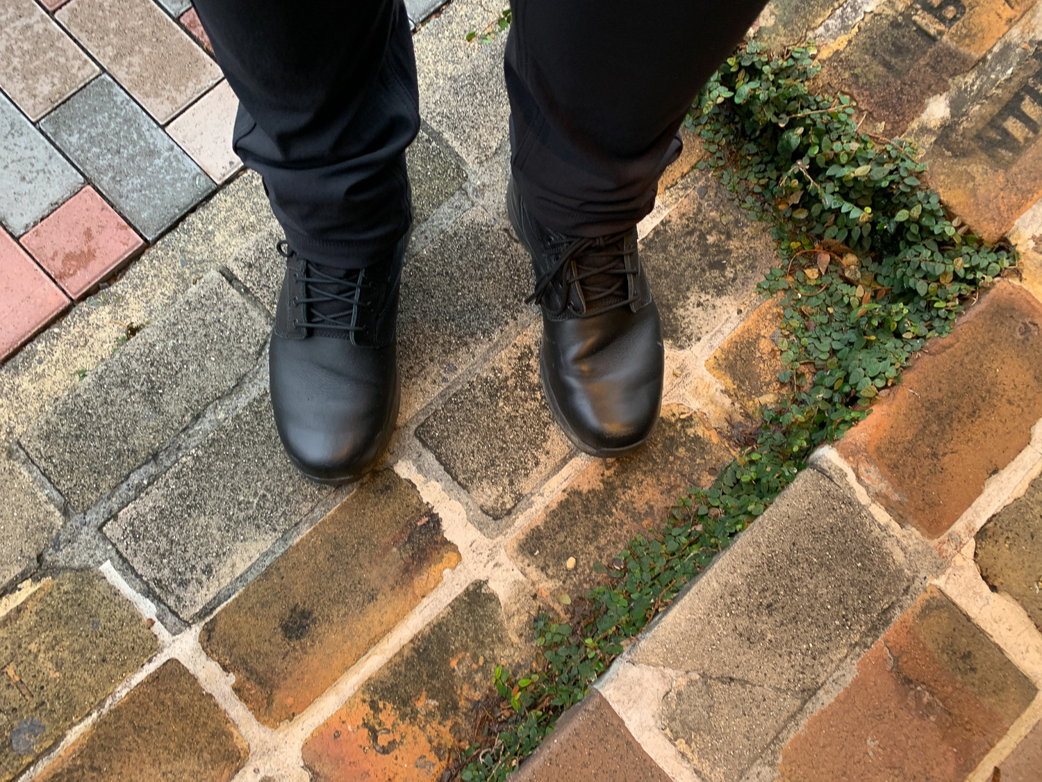 Combat boots that performs as good as it looks.