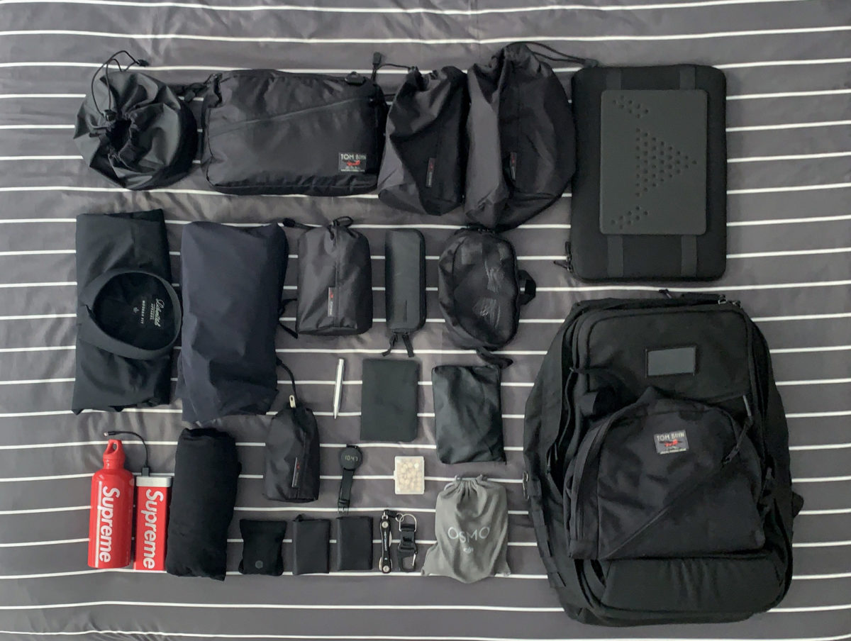 My packing list for Vietnam in December