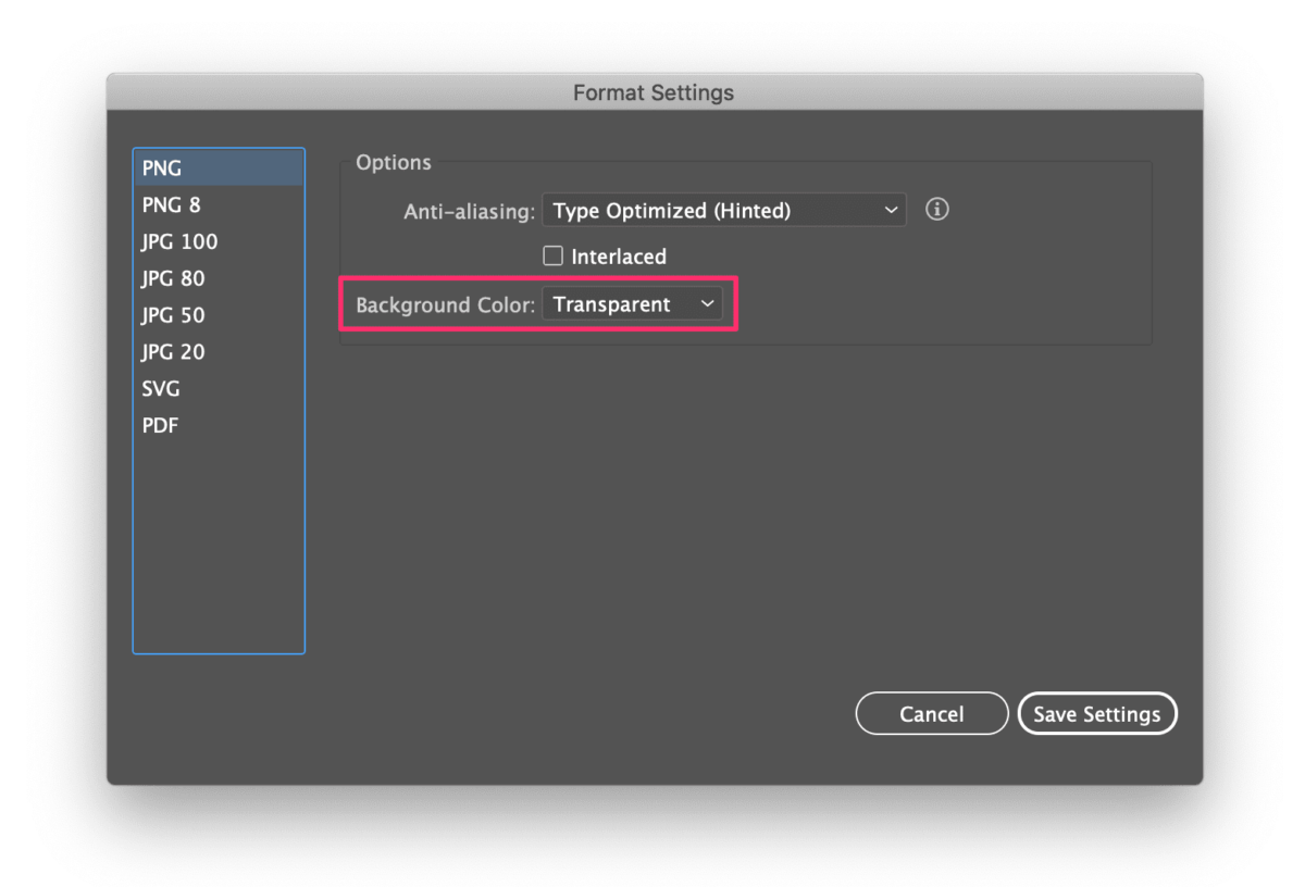 How To Export Png With Transparency Illustrator Cc Alex Kwa