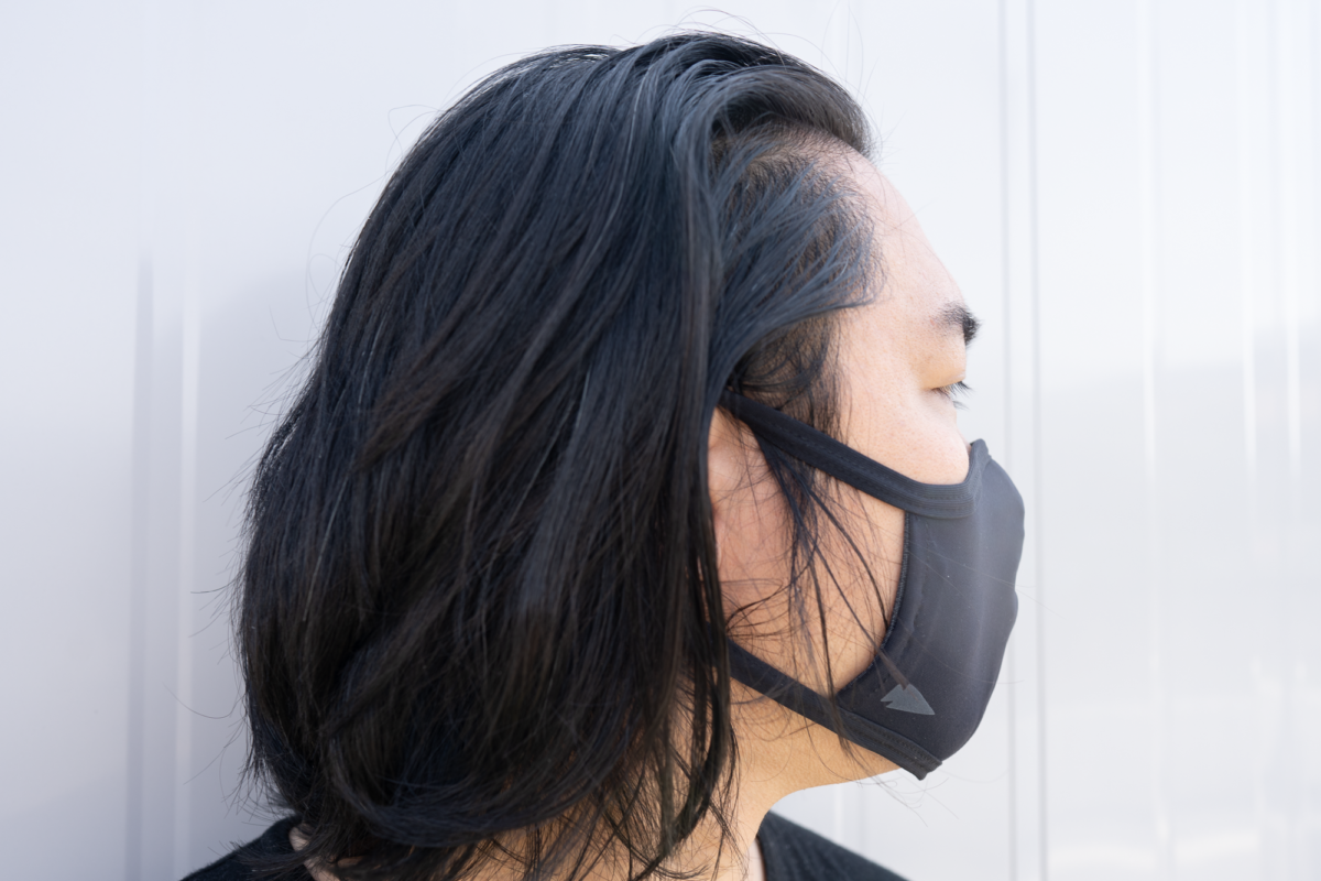 I would love if the GORUCK Face Mask has size options.