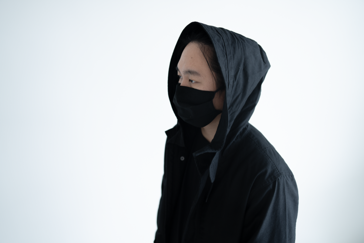 The hood of the Alpha Industries M-59 covers your head well.