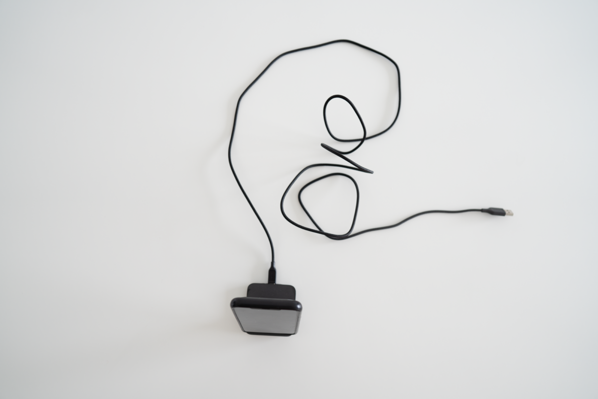 NOMAD Base Station comes with an ultra long cable.